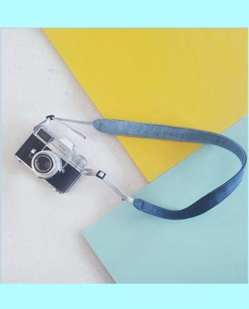 Kameragurt Jeans Denim