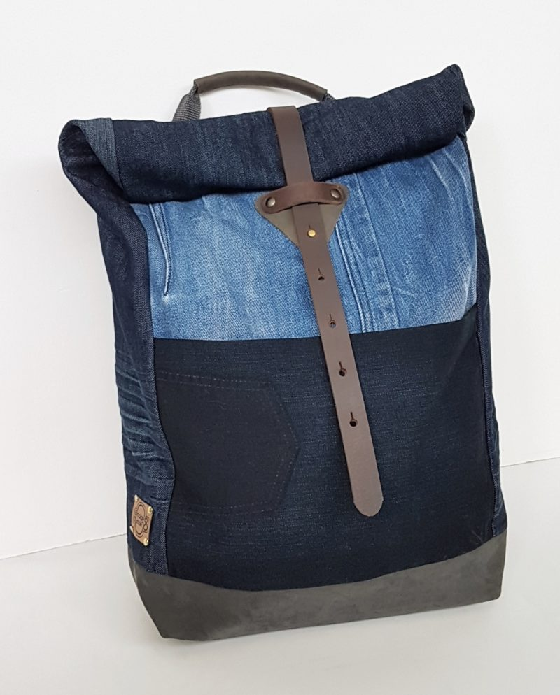 Rucksack backpack Bridge&Tunnel Jeans Denim