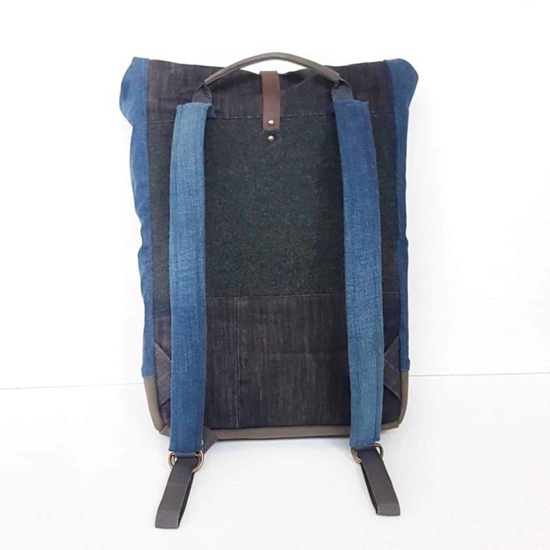Rucksack backpack Bridge&Tunnel Jeans Denim