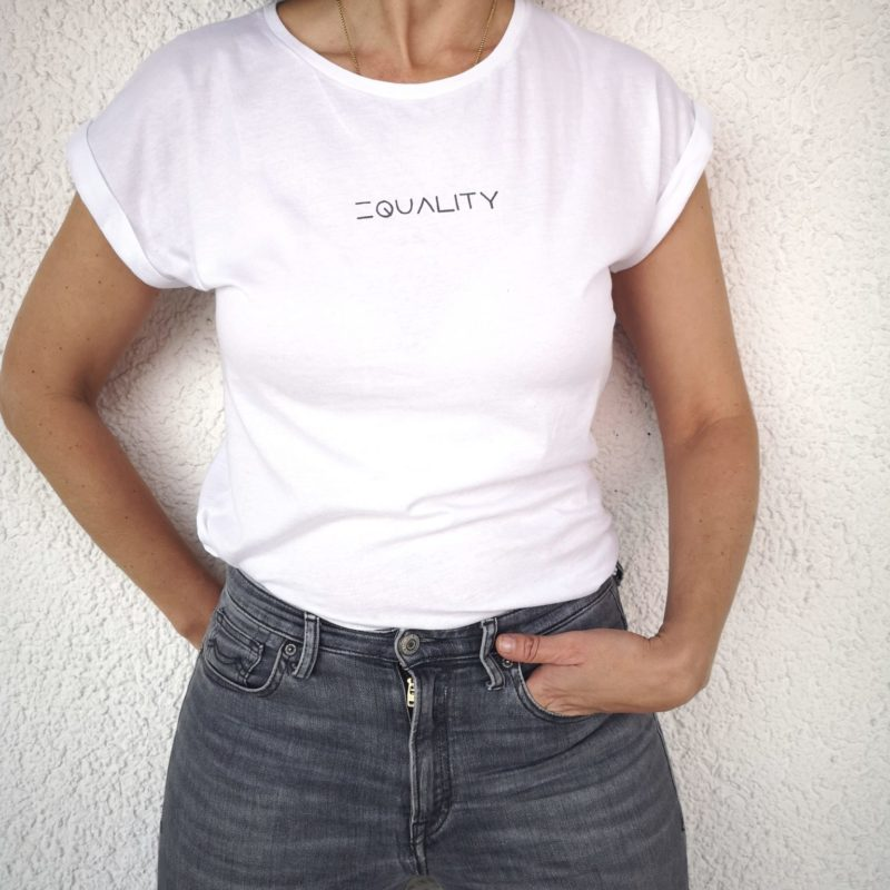 equality shirt bumbag gleichheit