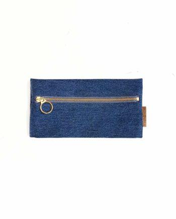 kleine Tasche Jeans zipper
