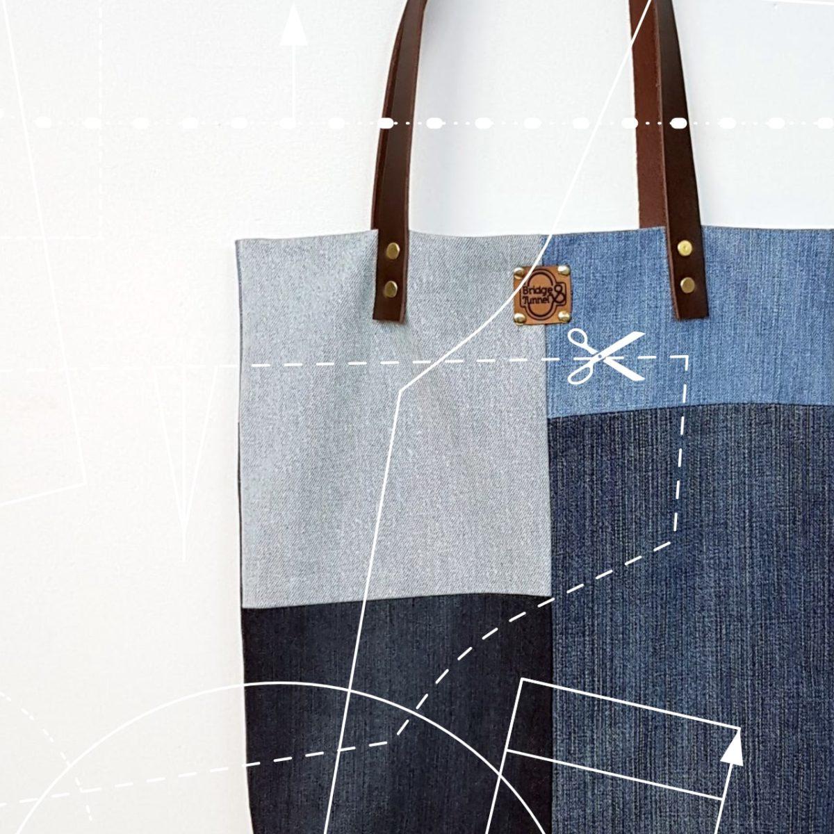 Shopper Custom Denim